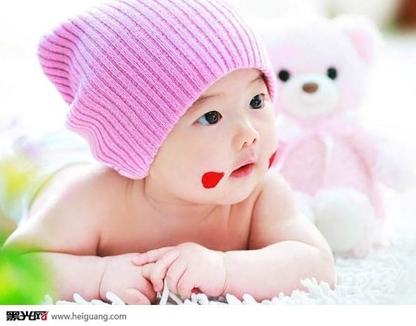 百天照 可爱宝宝