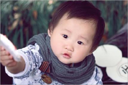 中国风儿童摄影——《棋艺》