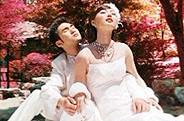 【视频】后期调色教程:用PS调出婚纱照片梦幻唯美红外效果的炫彩色调