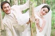 【视频】利用滤镜功能合成婚纱艺术照片