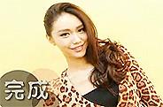 名媛豹纹妆:野性兼具优雅