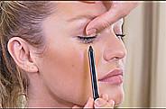 教你打造国际超模的妆面