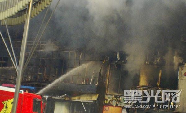 寿光影楼火灾死亡数升至7人 事故责任人被刑拘