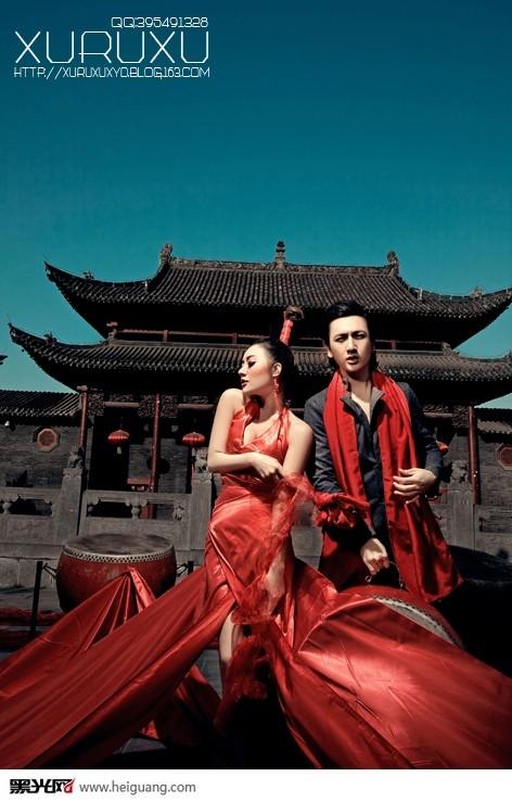 洛阳·中国风数码后期图片