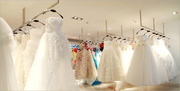 以优雅之名 天鹅婚纱摄影馆的时尚装修