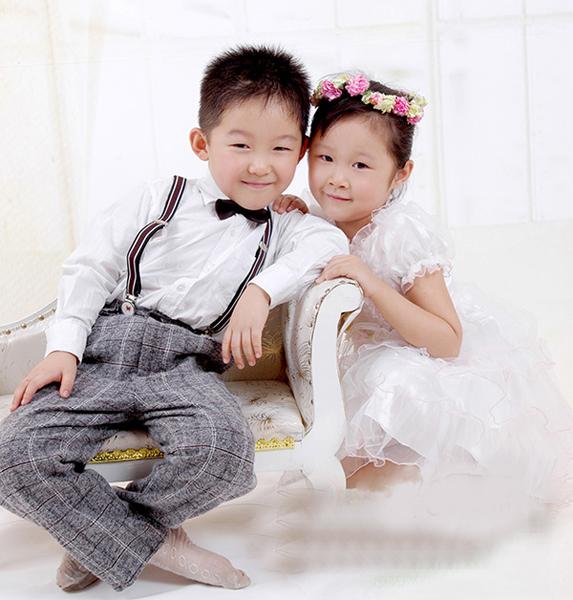 儿童摄影 儿童婚纱照