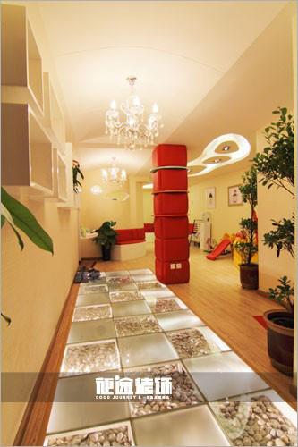儿童摄影店面展示 影楼装修 高清图片