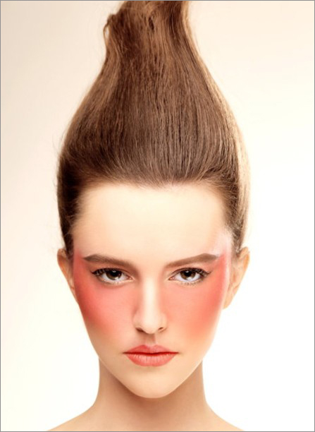 温婉欧式新娘发型 立体的柔美(2)图片