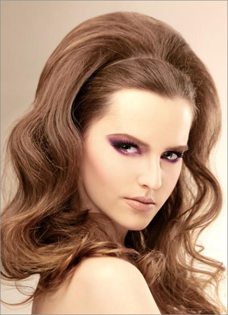温婉欧式新娘发型 立体的柔美(5)