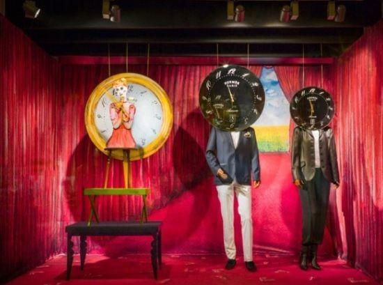 儿童节影楼橱窗设计 童话故事添乐趣(3)