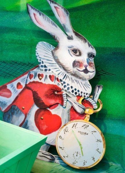 儿童节影楼橱窗设计 童话故事添乐趣(2)