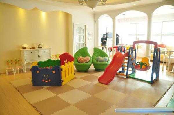 儿童影楼装修装饰:打造童趣盎然空间