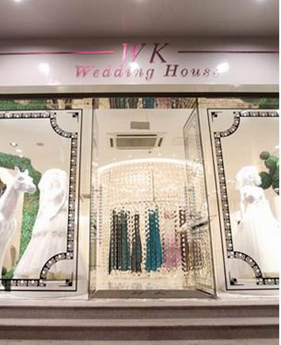 王开摄影婚纱影楼装修 百年老店的别漾风情