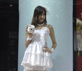 上海展会美女精彩图片展示