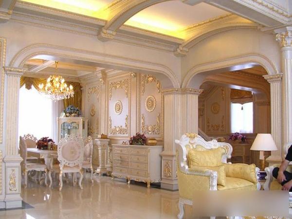 婚纱影楼装修设计,2012欧式流行风格装修技巧