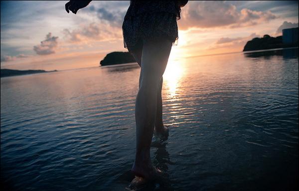 摄影教程:人像外景的控光