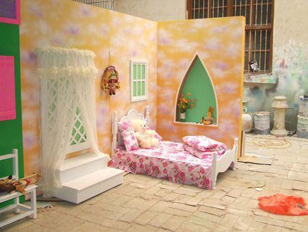 多款儿童实景影棚设计欣赏--梦幻小屋(3)