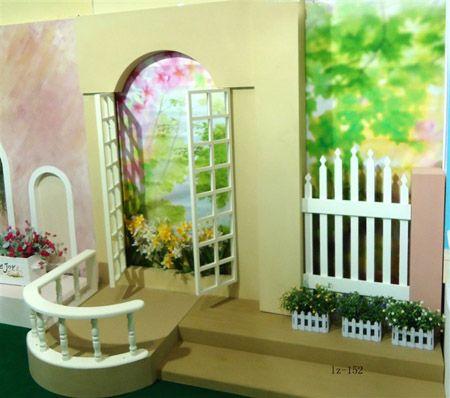 影楼管理 实景·道具·家具 > 正文     设计 儿童实景影棚时要注意不