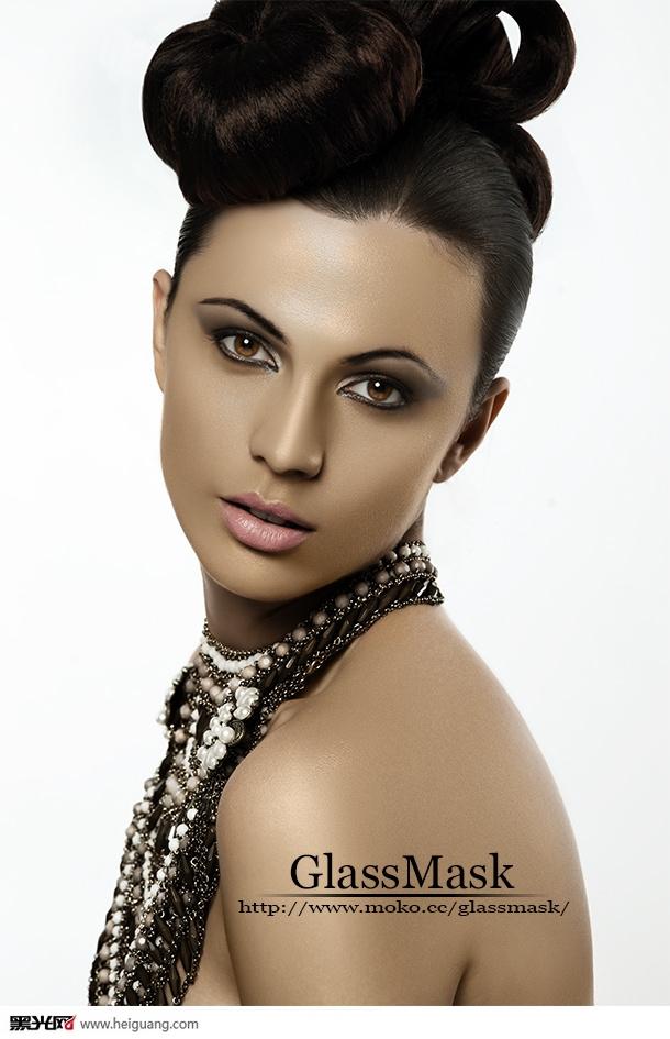 个性妆面 化妆造型图片