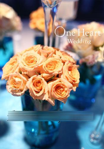 海洋蓝主题婚礼策划--迷醉的爱