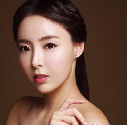 超美韩式新娘发型 婚礼造型风向标图片