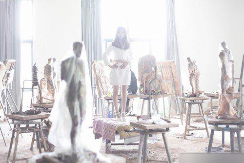 摄影教程:室内创意人像实战秘籍