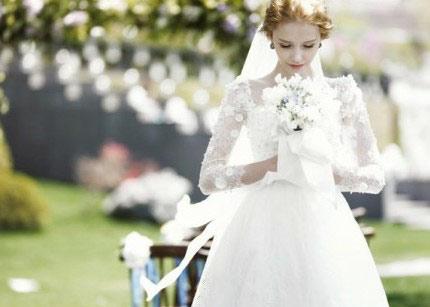 韩式新娘造型 塑造温婉靓丽新娘