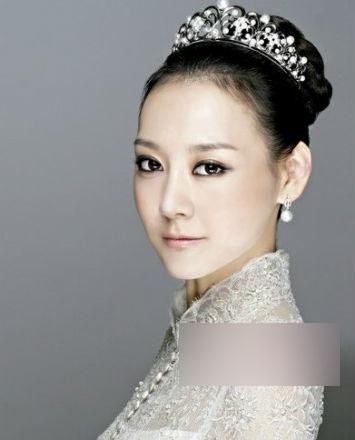 甜美韩式新娘妆容 打造迷人优雅造型图片
