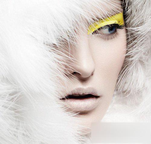 2013春夏妆容最新流行趋势 撼动视觉的创意彩妆