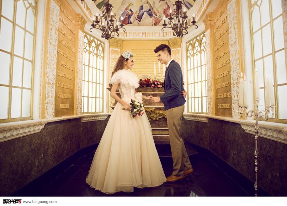 欧式教堂(3)_婚纱摄影