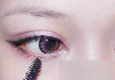 芭比妆的画法 清纯美丽惹人爱(5)