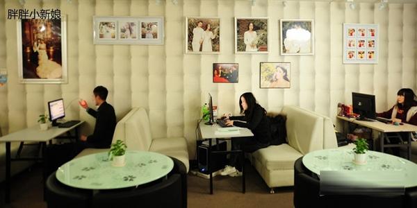 飞鱼摄影店内装修设计,简洁优雅的欧式风格