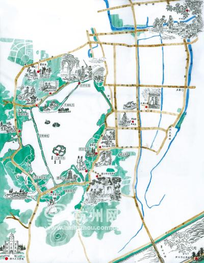 婚庆有了去处 爱情地图亮相杭州婚恋旅游场所