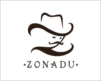 logo創意設計 英文字母z