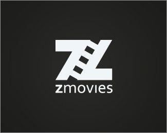 logo创意设计 英文字母z(3)