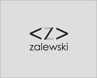 logo创意设计 英文字母z