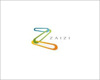 logo創意設計 英文字母z(6)_設計欣賞_影樓數碼_黑光網