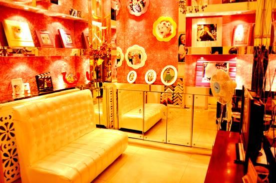 影楼管理 装修·橱窗·设计 大美儿童摄影,极致温馨的店面装修设计