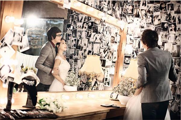 一视觉韩城攻略实景影棚设计,创意中的韩剧主角图片