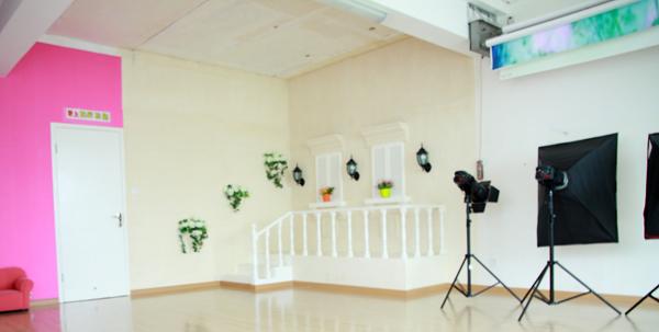 韩尚儿童国际摄影,欢乐的动感地带装修设计
