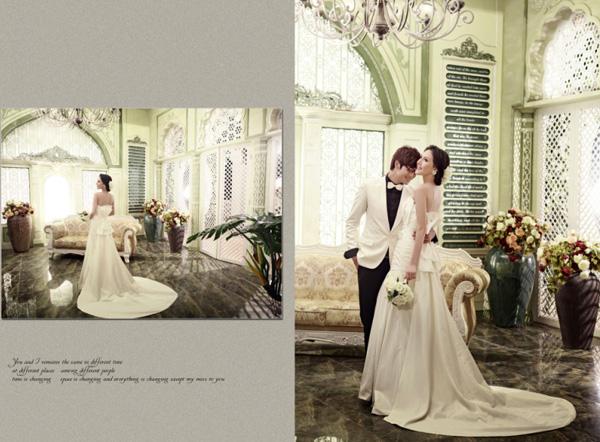 婚纱影棚设计图