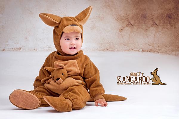 趣味童话故事:动物造型儿童摄影服装道具(8)