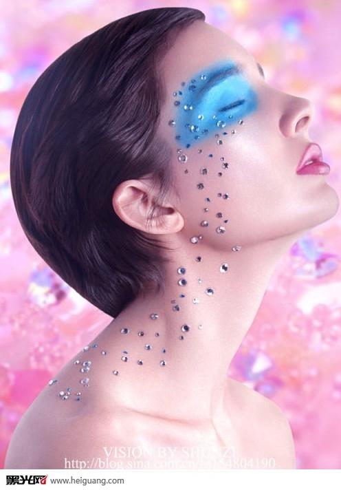 创意彩妆 化妆造型