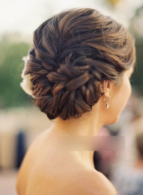 距离感新娘发型(2)