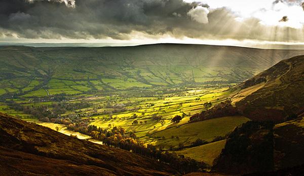 10个秘技教你利用环境光拍出美丽风景照_摄影教程