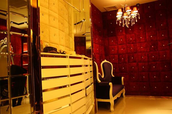 昆山龙摄影婚纱影楼,柔美时尚的欧式装修设计(6)