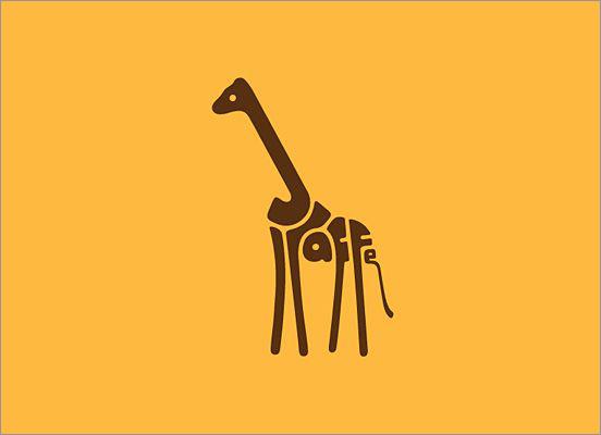 fleming形象可爱的动物标志设计(2)