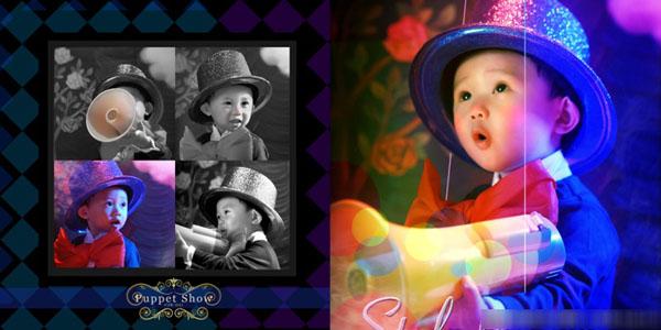 提线的小木偶:儿童实景主题摄影作品(2)