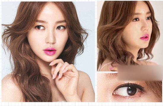 韩国彩妆师教你如果打造尹恩惠妆容