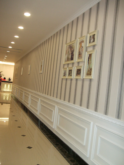 影楼装修设计:如何设计布置影楼礼服区及其配置功能
